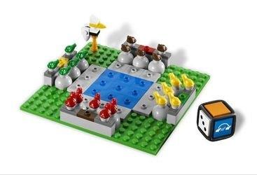 3854 Лягушачья гонка (настольная игра Lego) фотография 1