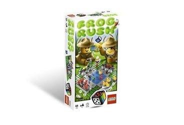 3854 Лягушачья гонка (настольная игра Lego) фотография 2