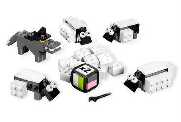 3845 Постриги овцу (настольная игра Lego) фотография 1