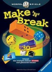 Фото Настольная игра Make'n'Break (собери и разбери)