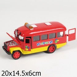 """Фото Масштабная модель """"КАВЗ 3976-автобус"""" Игрушкисо звуком и светом (СТ10-069-6)"""