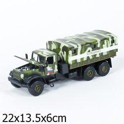 Фото Масштабная модель Краз Спецназ (СТ10-094-5)