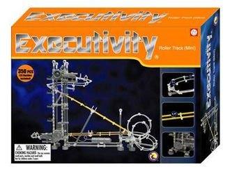 Конструктор-лабиринт с шариками Roller Track (350 дет, 6301) фотография 3