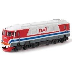 Фото Масштабная модель Поезд РЖД со звуком и светом (839B-WB)