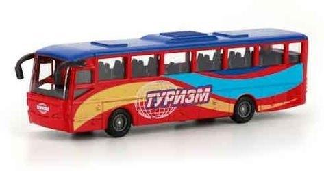 Фото Масштабная модель Рейсовый автобус туризм 15 см (SB-16-05)