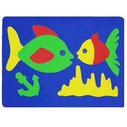 Фото Мозаика мягкая Рыбки