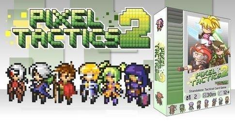Фото Настольная игра Пиксель Тактикс 2 (GG037)