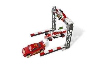 8423 Тачки 2 Мировой Гран-При (конструктор Lego Cars) фотография 4