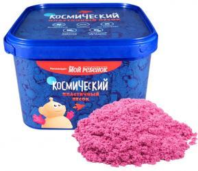 Фото Космический песок Розовый3 кг (713-300)