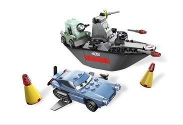 8426 Тачки 2 Морской побег (конструктор Lego Cars) фотография 1