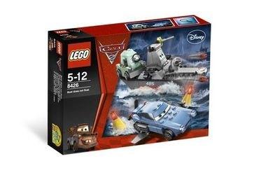 8426 Тачки 2 Морской побег (конструктор Lego Cars) фотография 2
