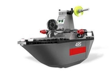 8426 Тачки 2 Морской побег (конструктор Lego Cars) фотография 5