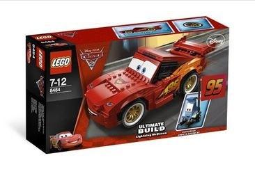 8484 Тачки 2 МакКуин и Гвидо (конструктор Lego Cars) фотография 2