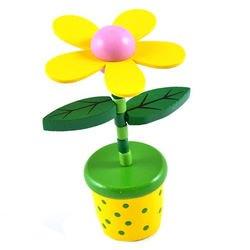 Фото Деревянная игрушка Танцующий цветок (76410)