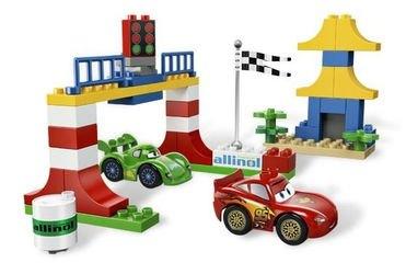 5819 Тачки 2 Токийские гонки (конструктор Lego Duplo) фотография 1