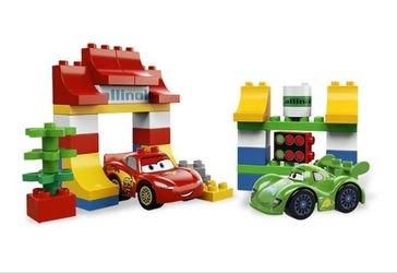 5819 Тачки 2 Токийские гонки (конструктор Lego Duplo) фотография 4