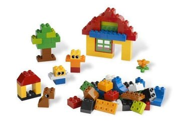 5748 Набор для творчества (конструктор Lego Duplo) фотография 1