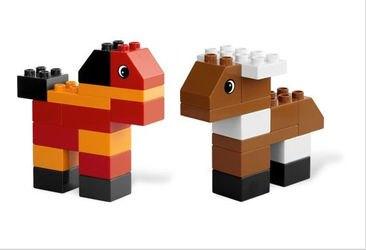 5748 Набор для творчества (конструктор Lego Duplo) фотография 5