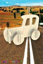 Фото Сборная деревянная модельАвтомобиль (Б 27)