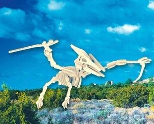 Фото Сборная деревянная модель Птеранодон (Ж007)
