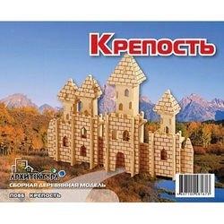 Фото Сборная деревянная модель Крепость (П086)