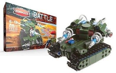 Фото Конструктор Battle Уничтожитель 262 элемента (58828)
