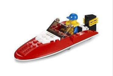 4641 Скоростной катер (конструктор Lego City) фотография 1