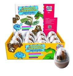"""Фото Набор для создания раскопок """"Динозавр"""" в яйце в ассортименте (62307)"""
