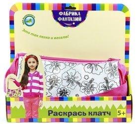 Фото Набор для раскрашивания сумочки Клатч (42299)