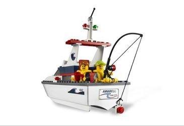 4642 Рыболовное судно (конструктор Lego City) фотография 4