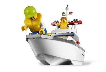 4642 Рыболовное судно (конструктор Lego City) фотография 5