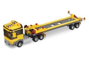 4643 Перевозчик скоростной моторной лодки (конструктор Lego City) фотография 5