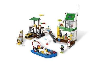 4644 Пристань для яхт (конструктор Lego City) фотография 1