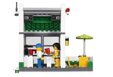 4644 Пристань для яхт (конструктор Lego City) фотография 4
