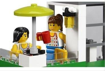 4644 Пристань для яхт (конструктор Lego City) фотография 6
