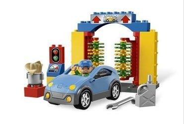 5696 Автомойка (конструктор Lego Duplo) фотография 1
