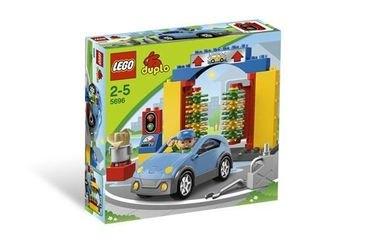 5696 Автомойка (конструктор Lego Duplo) фотография 2
