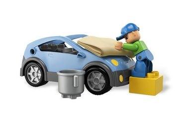 5696 Автомойка (конструктор Lego Duplo) фотография 5