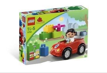 5793 Машина медсестры (конструктор Lego Duplo) фотография 2