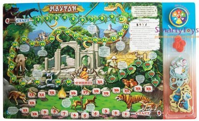 Электронная игровая книга Приключения в сказочной стране фотография 2