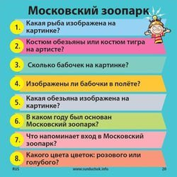 Настольная игра Сундучок знаний Москва фотография 3
