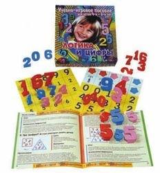 Фото Развивающая игрушка Логика и цифры
