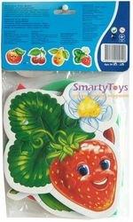 Мягкие пазлы Ягоды-фрукты фотография 2