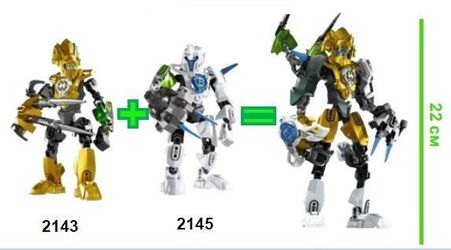 2145 Стормер 3.0 (конструктор Lego Hero Factory) фотография 3