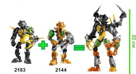 2183 Стрингер 3.0 (конструктор Lego Hero Factory) фотография 3
