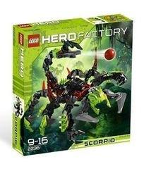 2236 Скорпио (конструктор Lego Hero Factory) фотография 2