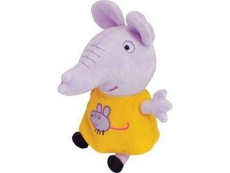 """Фото Мягкая игрушка Свинка Пеппа """"Эмили в футболке с мышкой"""" 20 см (29623)"""