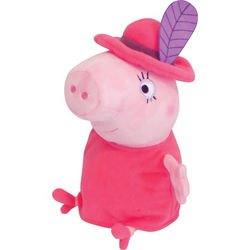 """Фото Мягкая игрушка Свинка Пеппа """"Мама в шляпе"""" 30 см (29625)"""