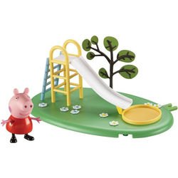 """Фото Игровой набор Свинка Пеппа """"Игровая площадка Горка Пеппы"""" (28774)"""