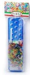 Фото Набор для плетения из резиночек (500 резиночек, 1 крючок, 1 станок) AND15-1-1